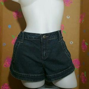 BONGO Denim Jean Shorts Junior's Size 13
